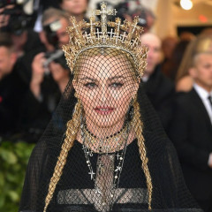The Holiest Headpieces At The 2018 Met Gala