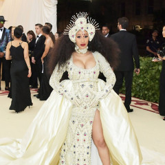 Uh Oh, A Member Of Cardi B's Crew Got Into A Post Met Gala Brawl