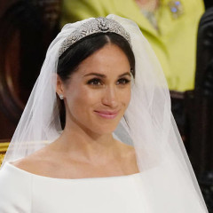 Your First Look At Meghan Markle's Dress!