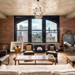 Kirsten Dunst Just Sold Her Vintage Cool NYC Penthouse For $4.45 Million