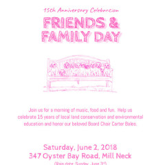 North Shore Alliance: Friends and Family Day