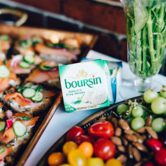 Inside Boursin's Impromptu Entertaining Soiree