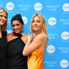 Sienna Miller, Jenna Bush Hager & Purvi Padia Host The Launch Of PROJECT LION By UNICEF
