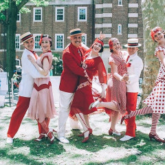 A Massive 1920s Dance Party Returns To NYC This Weekend!