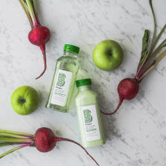 A Green Juice Cleanse...For Your Hair?!