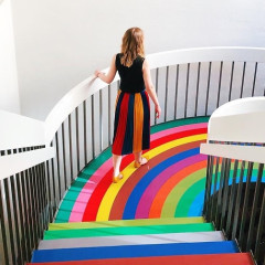 The Instagram Famous Color Factory Is Heading To NYC!