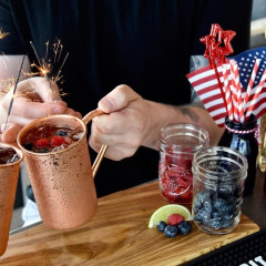5 Patriotic Cocktails Perfect For Drinking Away Your Disappointment With This Country