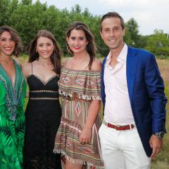 Best Dressed Guests: Parrish Art Museum Midsummer Party 2018