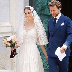 Anna Wintour's Daughter Bee Shaffer Just Had A Second Wedding In Italy