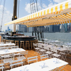Booze On A Boat: The Best Floating Bars In NYC