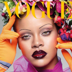 Rihanna Is Making *British* Vogue History