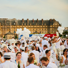 The Most Glamorous Way To Experience Diner En Blanc