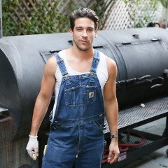 New York's Hunkiest DJ-Turned-Pitmaster Has Just Opened A