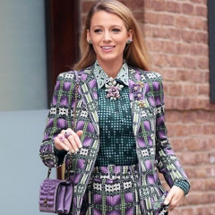 Blake Lively's Outfits Have Been Killing It This Week