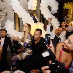 Inside Jennifer Lopez's Star-Studded VMAs After-Party At Beauty & Essex