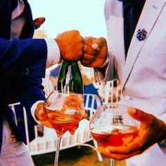 Bubbles and Paws presented by Veuve Clicquot and Puppy Parties NYC by Topping Rose House