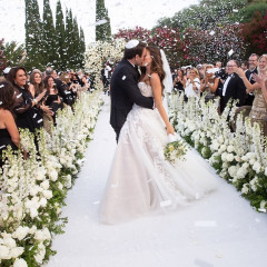 Inside The Luxe Beverly Hills Wedding Where Jennifer Lopez Performed This Weekend