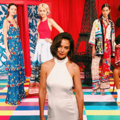 Caitlyn Jenner, Katie Holmes & More Toast Alice + Olivia's Whimsical New Collection