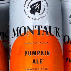 Montauk Brewing Company Just Launched A Pumpkin Ale!