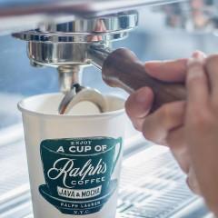 Ralph Lauren's Beloved Café Is Back!
