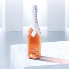 Virgil Abloh x Moët & Chandon: The Chic New Champagne Collab