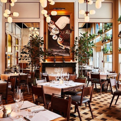Where To Have The Ultimate Galentine's Day Dinner In NYC