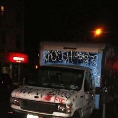 NYC Graffiti Files: UES Edition
