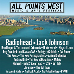 All Points West Has Unbelieveable Line Up