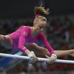 The Wei: Fashion Alert! Are Olympic Gymnasts Bringing Back Scrunchies Fad?
