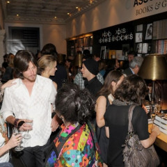 Assouline Opens In The Plaza, Bringing Champage And Books Together At Last