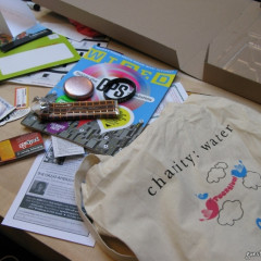 Anatomy Of A Gift Bag, Twestival's Ratings...