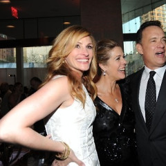Tom Hanks Honored By The Lincoln Center Film Society: Now That's A BIG Deal!