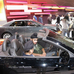 The 2009 Auto Show Opens To Public, Keeps Dreams Alive