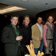 Much To Celebrate At Aliquot Films Investor Party