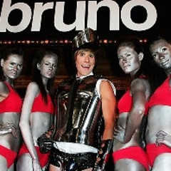 Bruno Promotes Down Under, Gets Upstaged By An Imposter