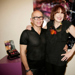 MAC Cosmetics Party, Part II At Marilyn Minter Studio