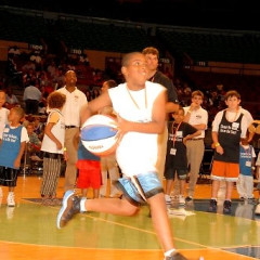 Seventh Annual iStar Charity Basketball Shootout