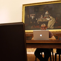 A New Fancy Place To Procrastinate In The City: The Grand Saloman Room In The NY Public Library