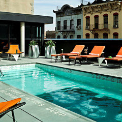 Photo Of The Day: For When This Rain Ends...The City's Best Pools