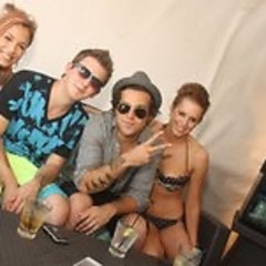 Ryan Cabrera And Pals Party It Up At The Chelsea Hotel's Cabana Club