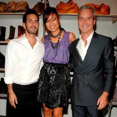 Vanity Fair's SunHee Grinnell Toasts New Marc Jacobs Fragrance