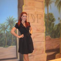Julia Allison's Front Row Fashion Show Twitteria