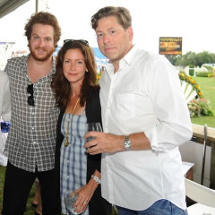 David Yurman Horses Around At Hamptons Grand Prix