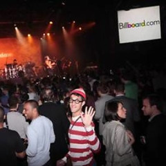 Where's Waldo? At The Billboard Amp'd Up Concert!
