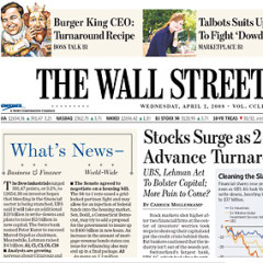 BREAKING: Wall Street Journal Closing Boston Office