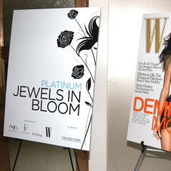 Platinum Jewels In Bloom Host Reception For Central Park