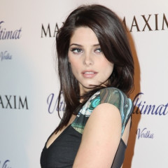 Twilight's Ashley Greene Stays Clothed on Maxim Cover