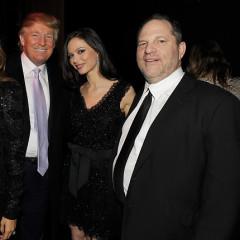 Photo Of The Day: The Trumps And The Weinsteins
