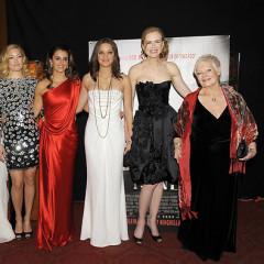 Madonna Joins Cast Of Nine For Star Studded Premiere