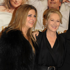 Alec Baldwin And Meryl Streep Attend Premiere Of Their